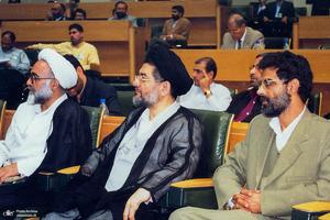 تصاویر منتشر نشده از مرحوم حجت الاسلام و المسلمین سیّدعلیاکبر محتشمیپور(ره)