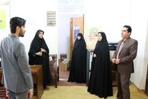 جوانان زینت بخش فعالیت های فرهنگی مساجد هستند
