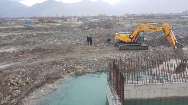 پل هاشم آباد ارومیه آماده بهره برداری می شود