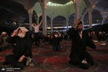 مراسم احیای شب بیست و سوم ماه مبارک رمضان در مصلای قدس قم