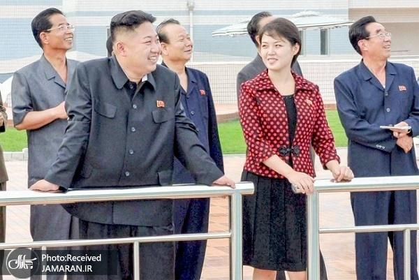 عکس/ ظهور بانوی اول مرموز کره شمالی پس از یکسال