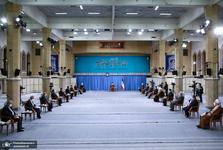 جلسه ستاد ملی مقابله با کرونا در حضور رهبر انقلاب
