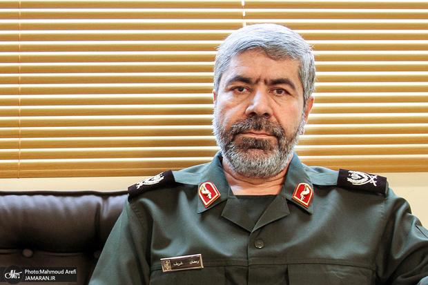 سردار رمضان شریف: اجازه خدشه دار شدن منزلت اجتماعی سپاه را نمیدهیم
