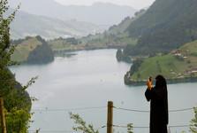 برگزاری همه پرسی ممنوعیت نقاب در سوئیس