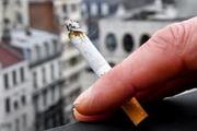 جریمه ۵۰ هزار تومانی برای استعمال سیگار در یک مجتمع تجاری تهران/ عکس