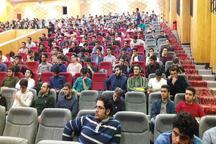 570 دانشجوی جدید سال تحصیلی را دانشگاه علوم پزشکی سمنان آغاز کردند
