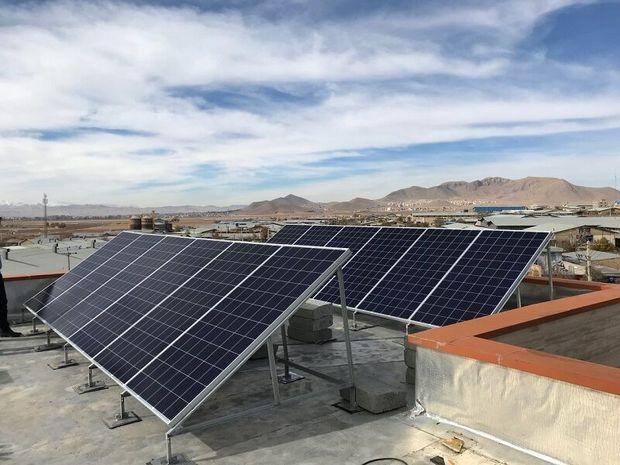 ۱۰۰۰ هکتار برای تولید انرژی خورشیدی در قم پیش بینی شدهاست