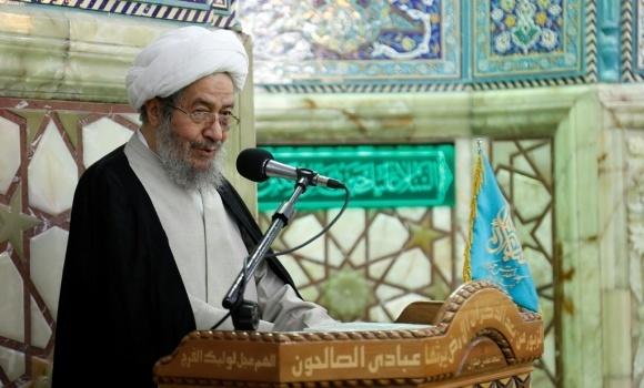 انتخاب آیتالله خامنهای به رهبری، الهام خدا بر نمایندگان خبرگان بود