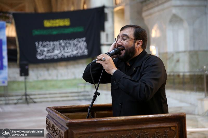 مراسم سوگواری روز اربعین حسینی در حرم مطهر امام راحل