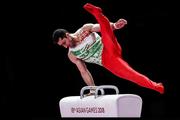 ستاره ژیمناستیک ایران در راه المپیک/ فاصله کیخا تا توکیو چقدر است؟