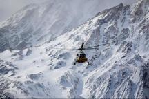اعزام بالگرد برای نجات جان زن کوهرنگی