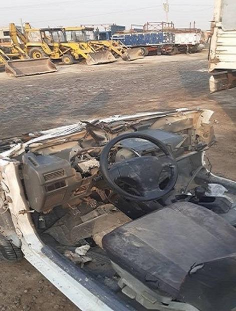 اتفاق عجیب در شهرداری خرمشهر: رئیس آتشنشانی پراید شهرداری را دزدید!