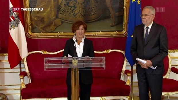 سیاستمداری که در انتصاب ها اولین است/نخستین  صدراعظم زن اتریش را بشناسیم+تصاویر
