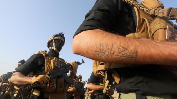 ادامه واکنش ها به حمله آمریکا به مرزبانان الحشد الشعبی عراق