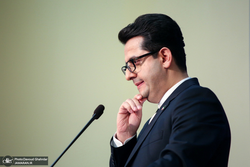 نشست خبری سخنگوی وزارت امور خارجه / سید عباس موسوی