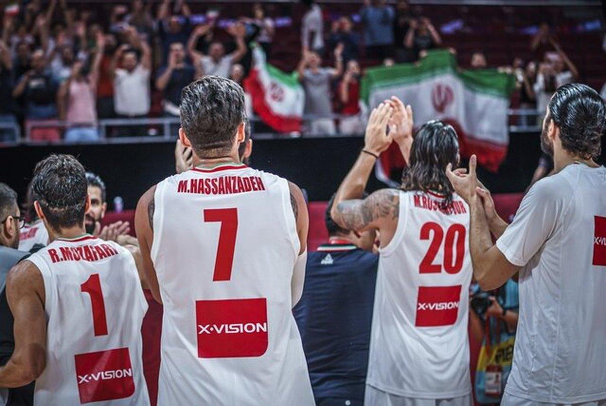 دو شکست و یک پیروزی تیمملی بسکتبال در آستانه المپیک توکیو