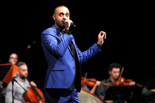 برگزاری کنسرت حمید حامی در شیراز ممنوع شد