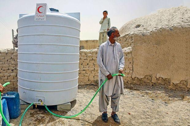 دومین کاروان امدادی کرج راهی سیستان و بلوچستان شد