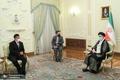 دیدار های بین المللی ابراهیم رییسی در اولین روز ریاست جمهوری + تصاویر