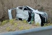 حادثه رانندگی در جاده پلدختر به اندیمشک چهار کشته و یک مجروح برجا گذاشت