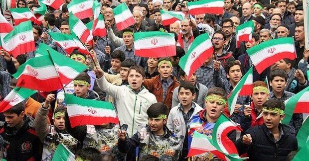 فریاد استکبارستیزی در زنجان طنینانداز شد