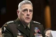 رئیس ستاد مشترک ارتش آمریکا پایان ترامپ را اعلام کرد