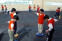 سرانه فضای ورزشی دانش آموزان آذربایجان غربی بسیار ناچیز است