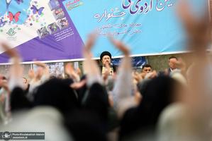 7T3Aنهمین دوره اردوی ملی جشنوار مهارت های تشکیلاتی دانش اموزان پیشتاز7235