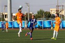 تساوی گل گهر مقابل بادران در چارچوب رقابت های لیگ دسته یک فوتبال