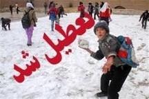مدارس استان همدان امروز در نوبت بعد ازظهر تعطیل شد