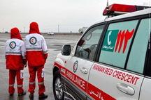 امدادگران هلال احمر گیلان در 98 حادثه امدادرسانی کردند