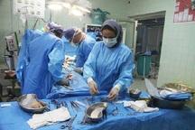 سه عضو کودک خردسال کرمانشاهی نجات بخش بیماران نیازمند