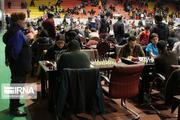 شطرنجباز آذربایجانی قهرمان مسابقات جام کاسپین شد
