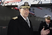 فرمانده نیروی دریایی آمریکا به خاطر رسوایی اخلاقی استعفا کرد