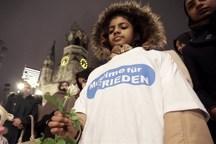 مسلمانان برلین علیه ترور و سوء استفاده از قرآن اعتراض کردند