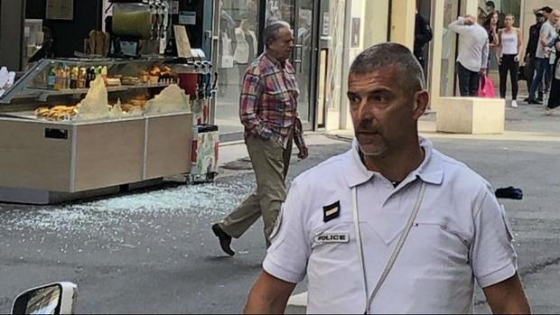 انفجار در شهر لیون فرانسه 8 زخمی بر جای گذاشت