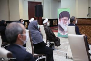 دیدار رئیس و کارکنان سازمان ملی استاندارد با سید حسن خمینی