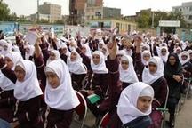 زنگ عاطفهها در هزار و ۵۰ مدرسه سراسر استان اردبیل نواخته شد