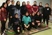 10 بانوی وزنه بردار به اردوی تیم ملی دعوت شدند