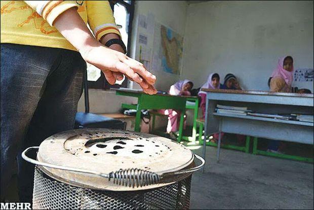 جمع آوری بخاری های غیراستاندارد مدارس اولویت کاری این سازمان است