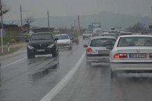 جاده ها لغزنده است؛ با احتیاط رانندگی کنید