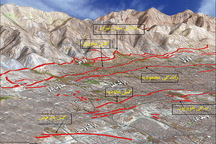 شناسایی گسل های ناشناخته تهران ضروری است