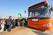 30 هزار زائر پیاده توسط اتوبوسرانی مشهد در عراق جابجا شدند