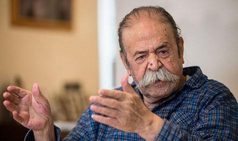 آوازخوانی مرحوم محمدعلی کشاورز در برنامه تلویزیون/ ویدیو