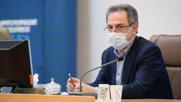 استاندار تهران: به وزارت کشور پیشنهاد دورکاری کارکنان پایتخت را دادیم