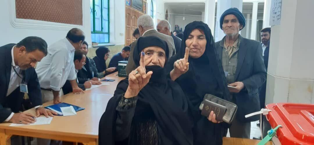 رتبه نخست کهگیلویه وبویراحمد درانتخابات دوم اسفند مجلس یازدهم