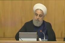 رئیس جمهور: آمریکا تصمیم داشت ایران را تحریک به خروج از برجام کند اما موفق نشد