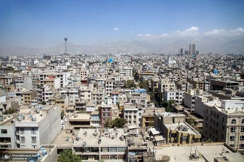 قیمت مسکن های بالای15سال ساخت در تهران+جدول