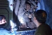 ۱۵ تن چوب قاچاق در سردشت توقیف شد