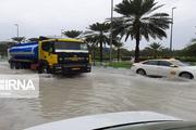 بستک با ۲۳۴میلی متر بارندگی رکورد زد